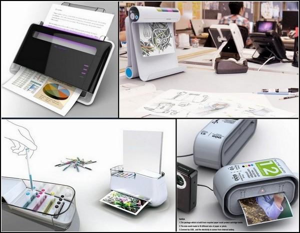Домашние принтеры всех форм и пород. Обзор
