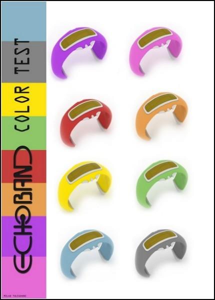 Часы-плееры всех цветов радуги
