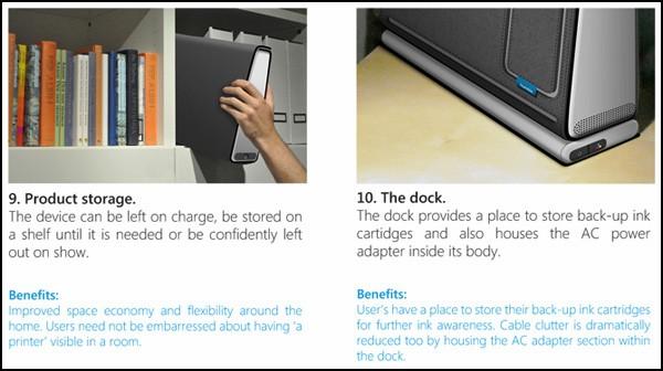 Концепт лучшего принтера для дома: Humble