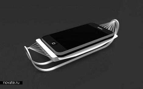 Зарядка для iPhone в виде гамака