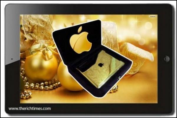 Чистое золото гаджетов: iPad для принцев Персии