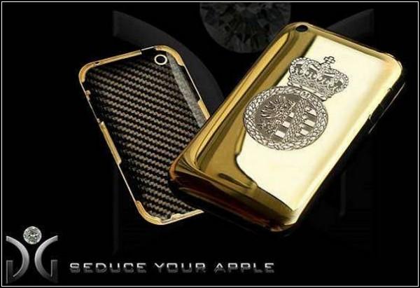 Золотой iPhone для бедных олигархов
