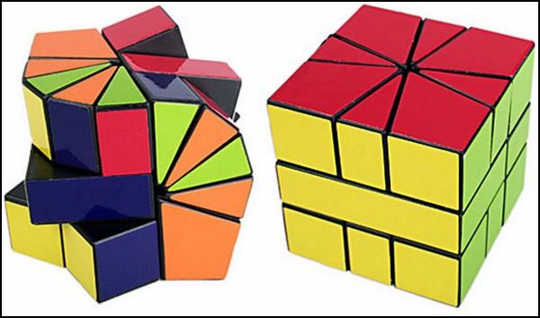 В мире пазлов: Irregular IQ Cube