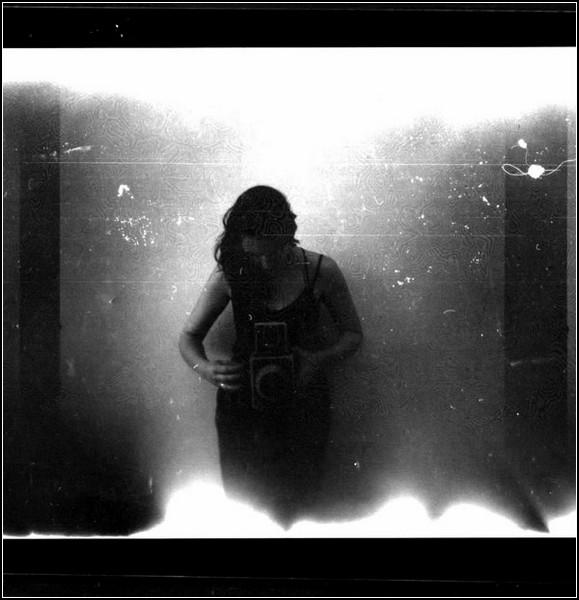 Камера в винтажном стиле: фотопортрет автора