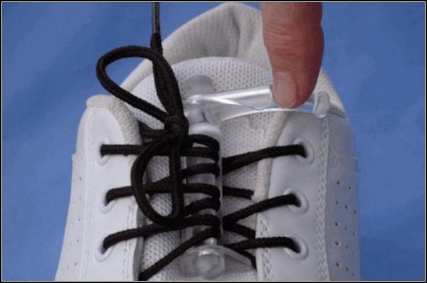 Завязвание шнурков - это невероятно просто