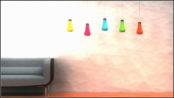 Ребенок под присмотром лампы: детский монитор плюс плафон