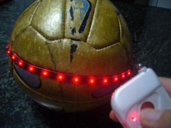 Гаджеты для глухих и слабослышащих. LED Ball