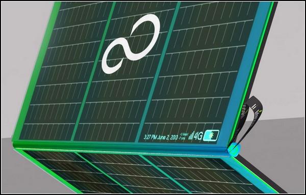 Зеленый ноутбук для Fujitsu: Lifebook Leaf