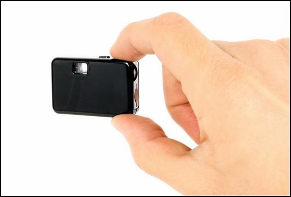 Очень маленькая универсальная камера Mame-Cam DX