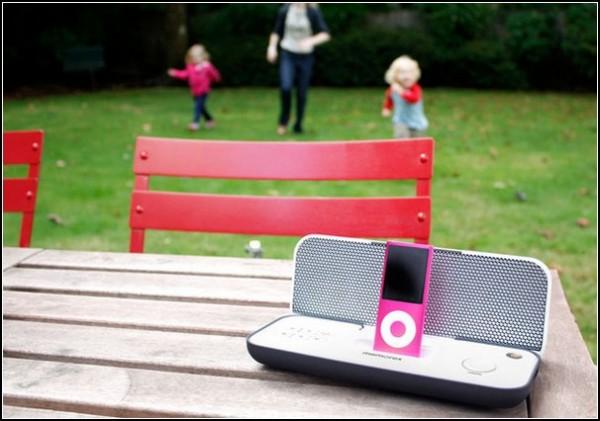 Что слушают дети? Гаджет для mp3-плеера Memorex