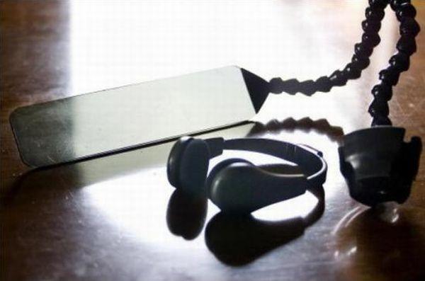 Гаджеты для глухих и слабослышащих. Mo Pix