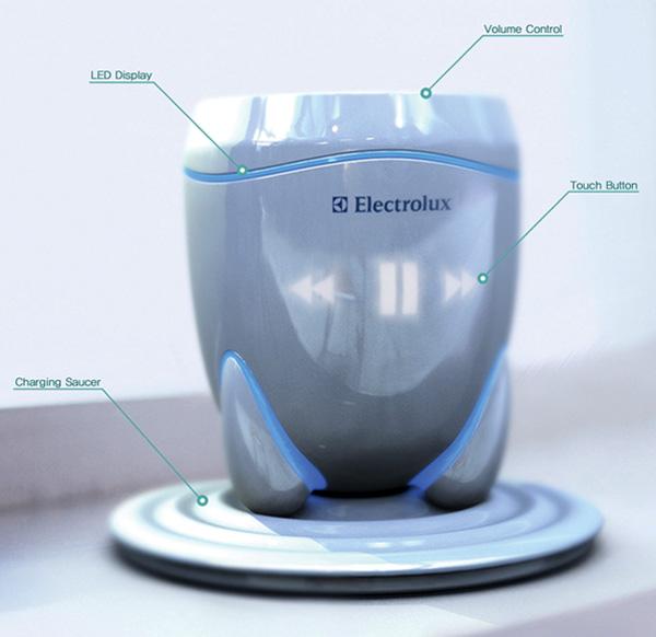 Кофе и музыка в одной чашке