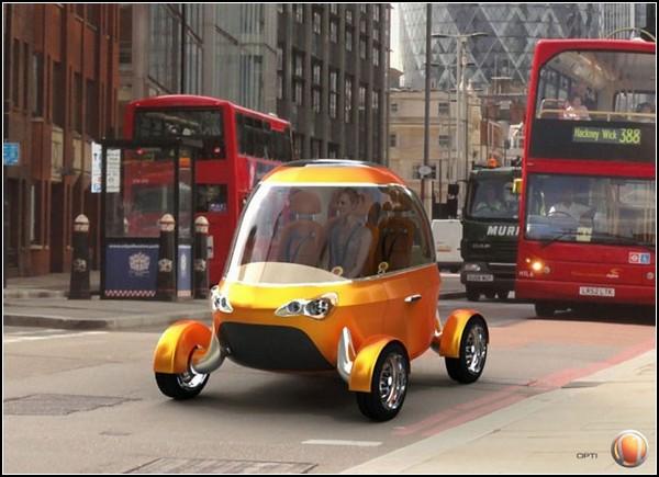 Машина без водителя - такси будущего