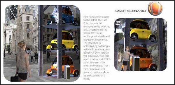 Машины без водителя повезут лондонцев