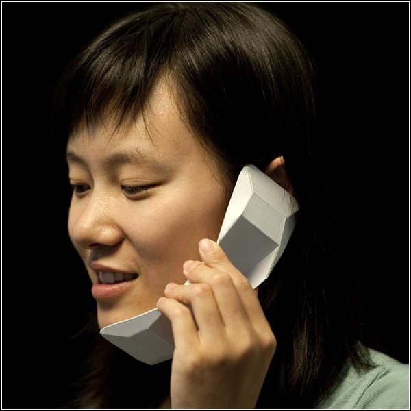 Телефон-раскладушка-концепт Origami Phone