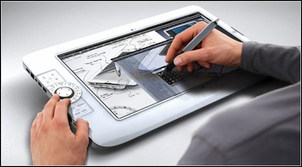 Электронный планшет для тех, кто рисует