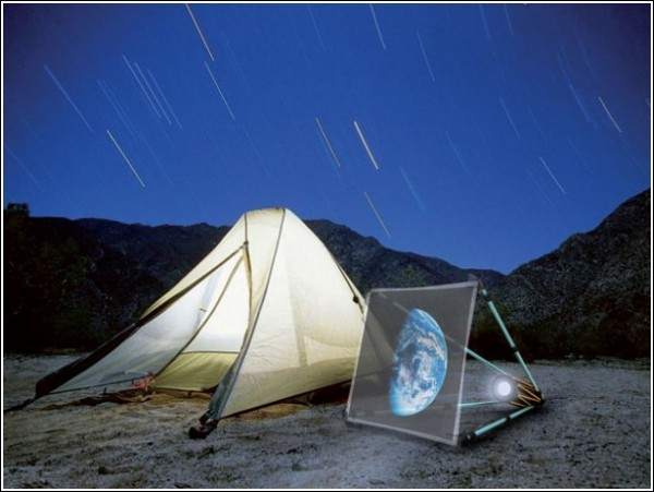 Описание проектор под звездным небом