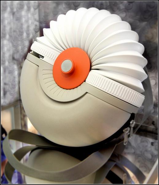 Pumpkin - высокотехнологичный бурдюк