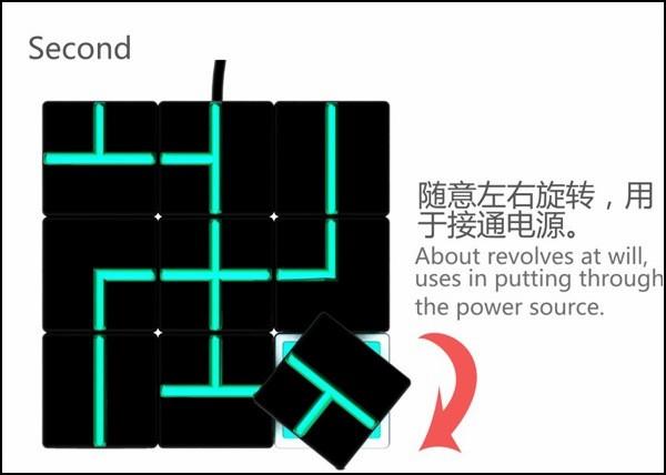 Игра с USB: концентратор-пазл