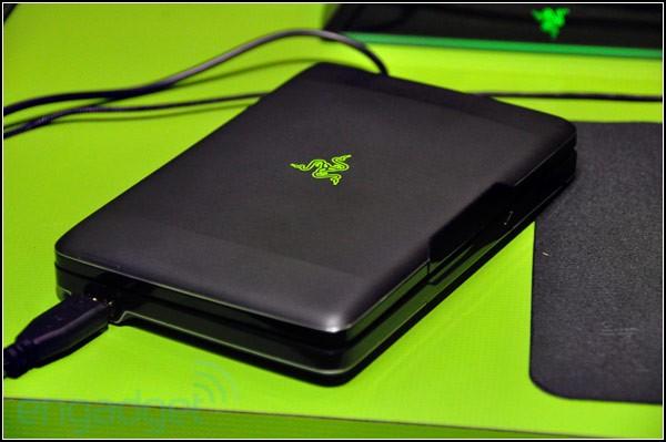 Игровой нетбук Razer Switchblade