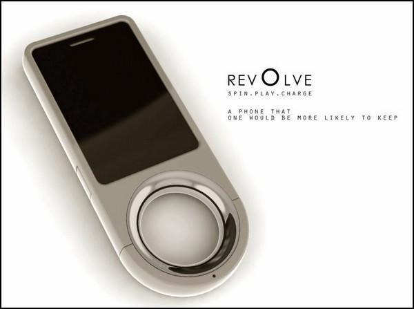 Телефон-игрушка RevOlve