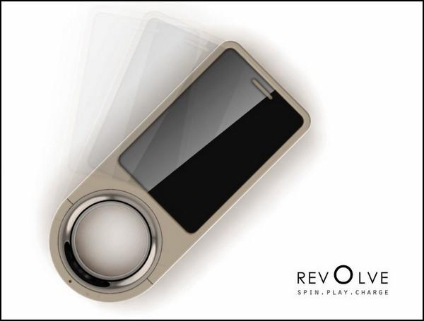 Телефон-игрушка RevOlve - вызов обществу потребления