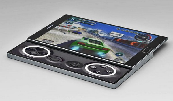 Сенсорный слайдер как игровое устройство