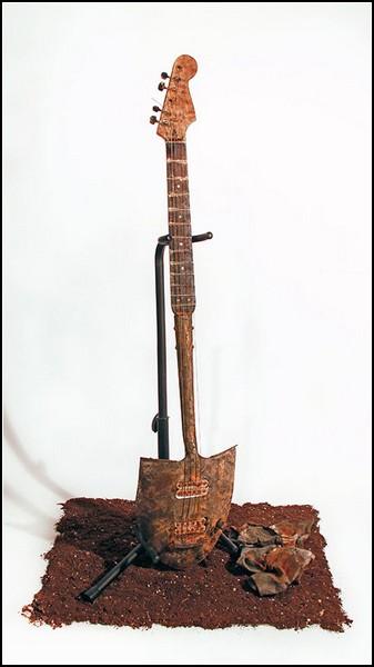 Веселые гитары: смешная лопата