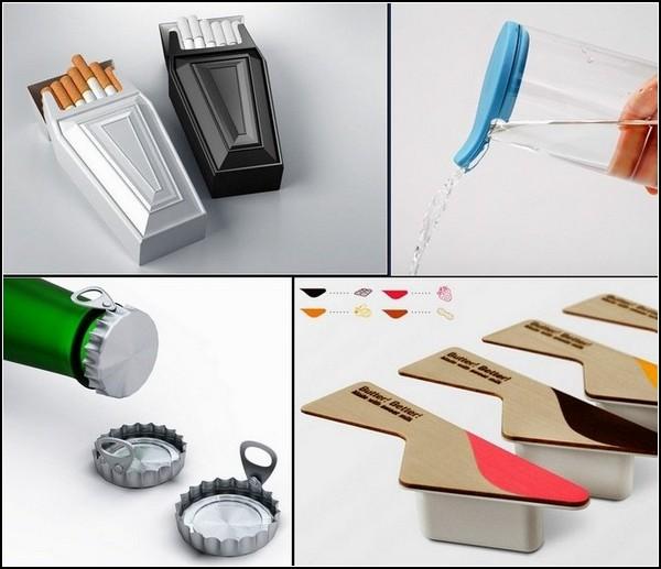 Гениальное - просто! ТОП-10 самых креативных решений в дизайне упаковки