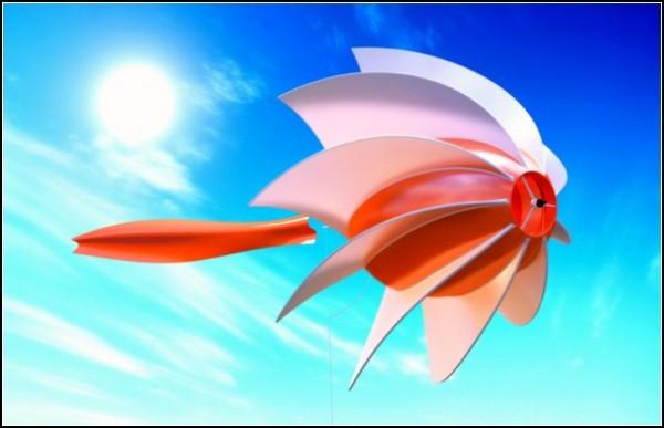 Вода из воздуха и ветра: установка Skydrops