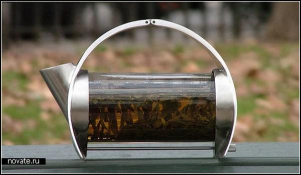 Заварной чайник для креативного утра