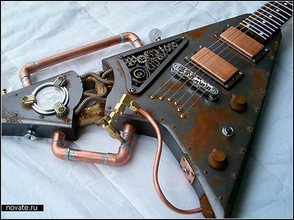 Веселые гитары: стим-метал