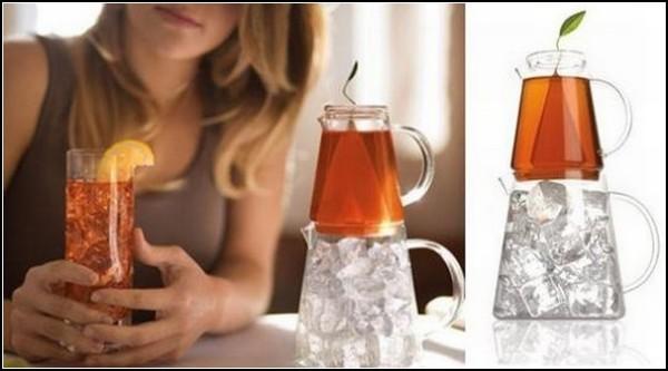 Заварной чайник для летнего утра