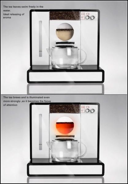 Заварной чайник для корпоративного утра