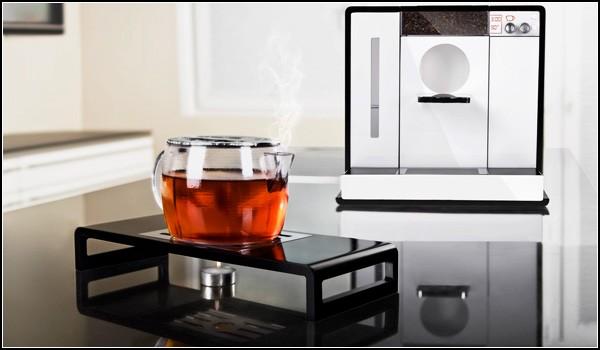 Настоящий чай для офиса: чаеварка-концепт Tesera