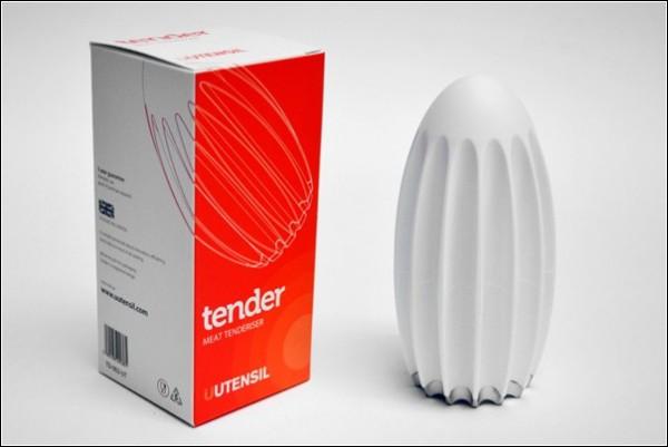 Как приготовить отбивные одним инструментом: Tender