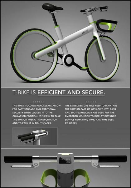 ТОП-10 велосипедов будущего: техносипед
