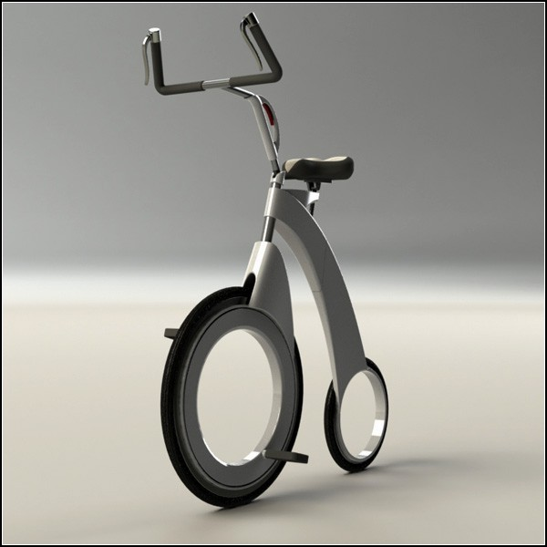 ТОП-10 велосипедов будущего: ножницепед