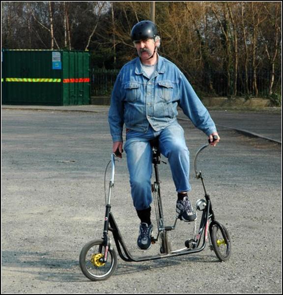 ТОП-10 велосипедов будущего: велокат