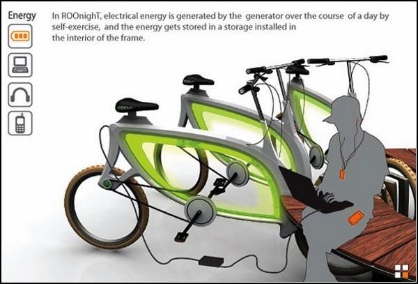 ТОП-10 велосипедов будущего: светлосипед