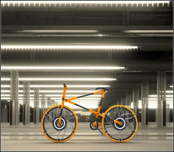 ТОП-10 велосипедов будущего: экосипед
