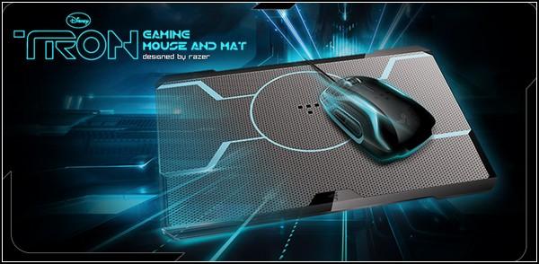 Наследие TRON: компьютерная мышь