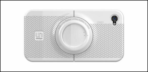 Чехол-камера для iPhone UN01