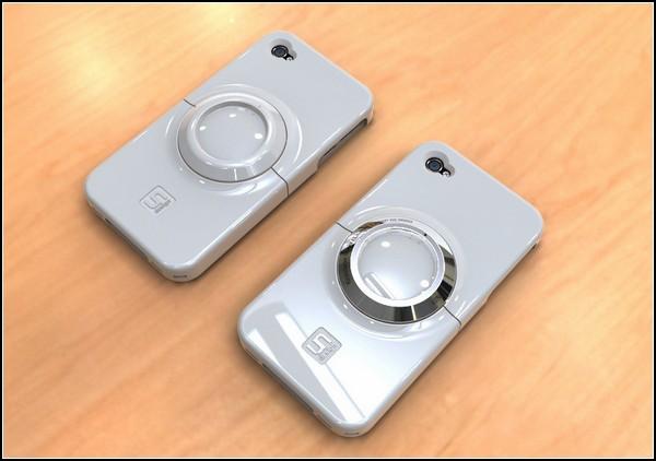 Камера для iPhone - кейс UN01