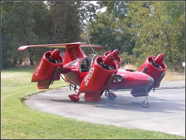 �������� ���������� Moller Skycar: �� �����!