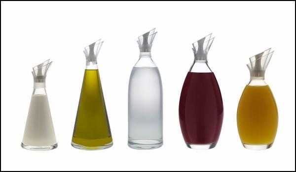 Бутылка-непроливайка Verte