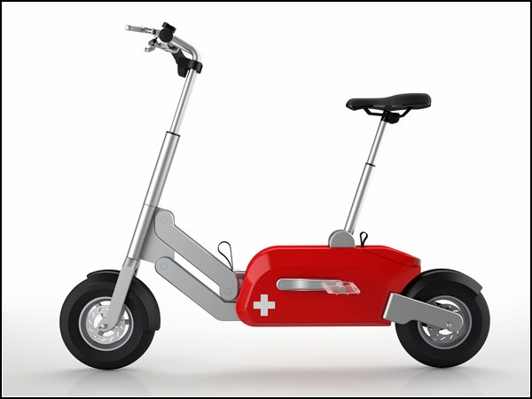 Велосипед-гибрид Voltitude