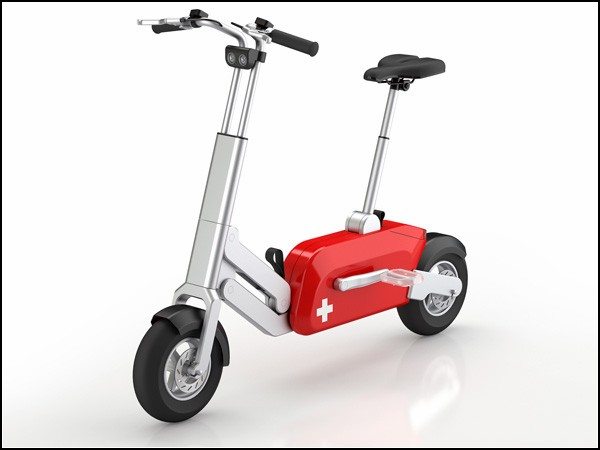 Велосипед-гибрид с эдектромотором