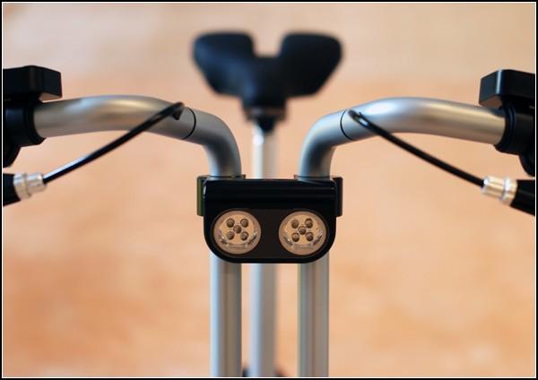 Велосипед-гибрид в виде щвейцарского ножа