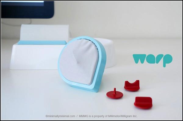 Чистка клавиатуры по-новому: гаджет-набор Warp